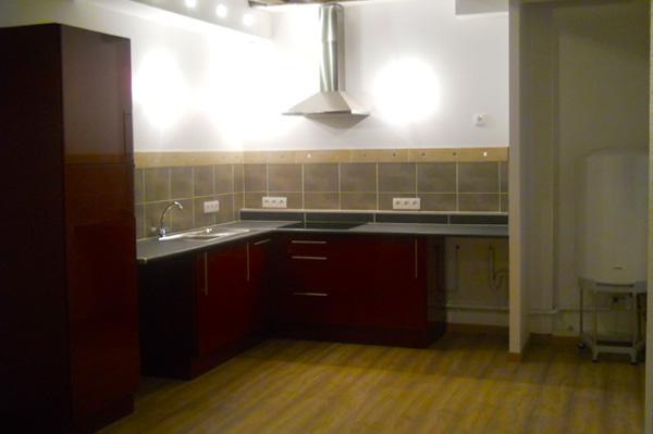 pose de cuisine équipée - renovation et isolation evreux - Installateur De Cuisine Equipee